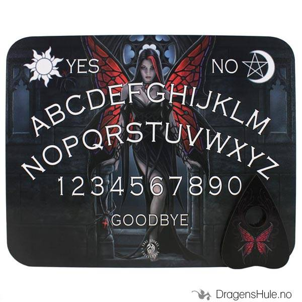 Ouija: Spiritismebrett -Anne Stokes: Arachnafaria